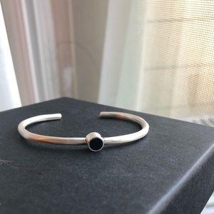 Jewelry - minimalist sterling silver bracelet